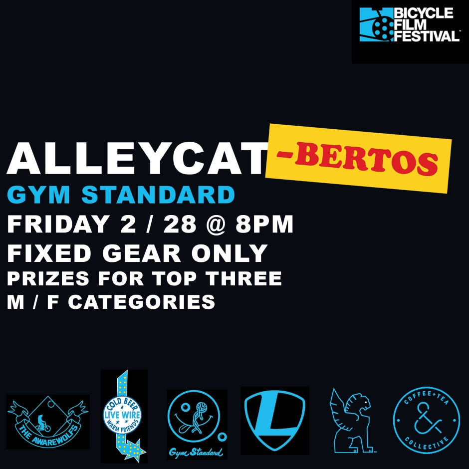 Alleycatbertos Flyer Square