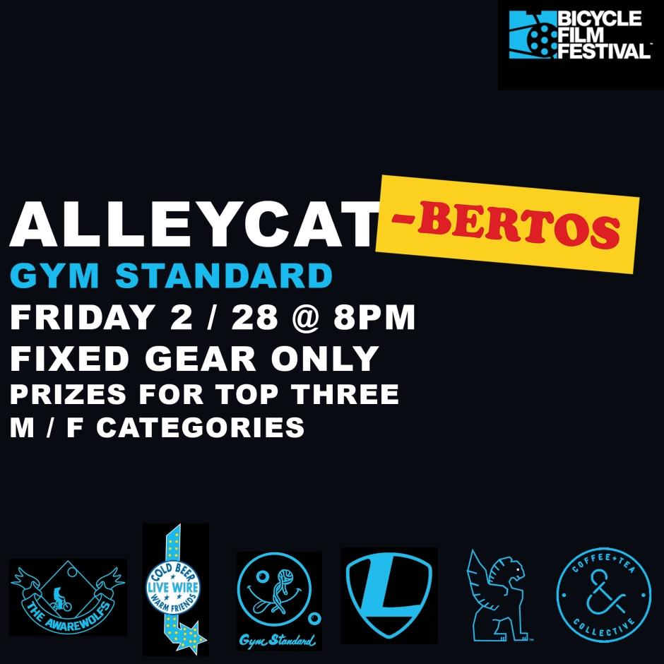 Alleycatbertos Flyer Square