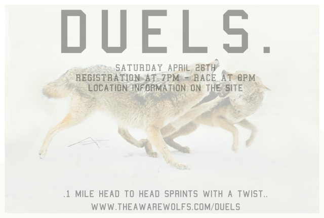 Duels Flyer OFFICIAL
